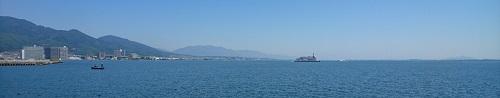 関西一番だけでなく日本一の湖、滋賀県『びわ湖(琵琶湖)』~琵琶湖一周サイクリング【ビワイチ】エコ一人旅も